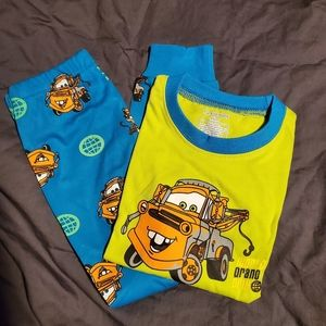 Toddler Pajamas New Size 3T
